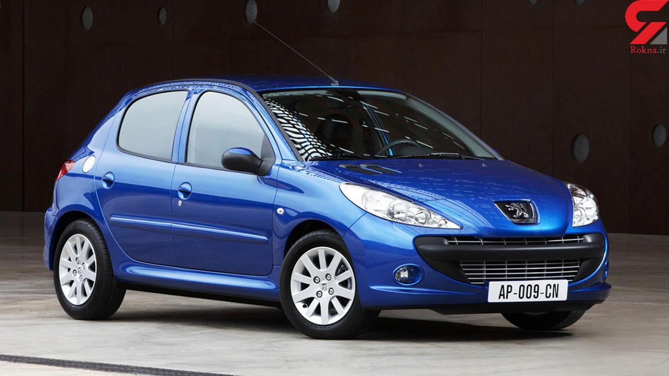 قیمت سمند ، دنا پلاس ، پژو 207 و دیگر محصولات ایران خودرو دوشنبه 28 مهر ماه 99 + جدول