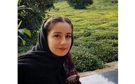 عکس تلخ / مرگ کرونایی پرستار زن بیمارستان لاهیجان / نرجس فداکارانه خدمت کرد