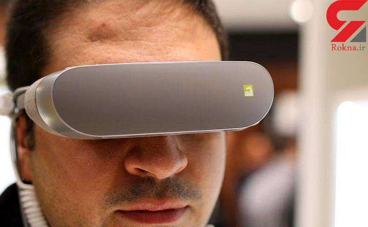 ال جی و هدست واقعیت مجازی