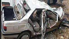 تصادف ایرانشهر با یک کشته و 2 مجروح