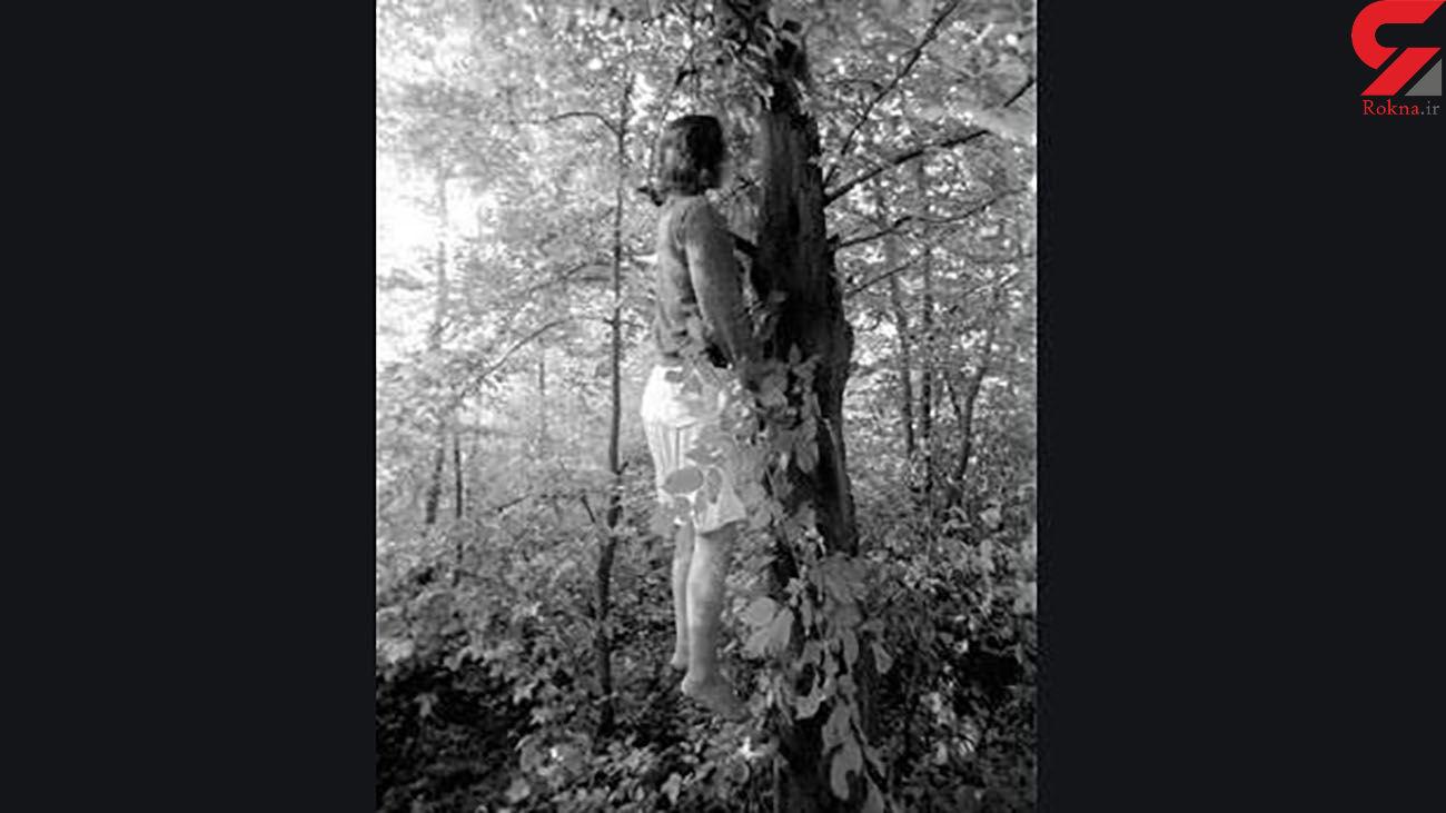 عکس حلق آویز شدن دختر پناهجو دنیا را تکان داد