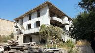 اینجا خانه اجنه در دربند تهران است + فیلم و گزارش از اتاق اتاق خانه وحشت
