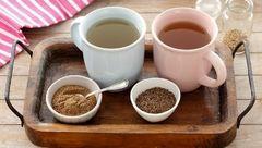 چربی های شکمی را فیتیله پیچ کنید/تهیه نوشیدنی های گیاهی