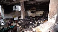 سوختگی جوان مشهدی در  انفجار آبگرمگن خانه