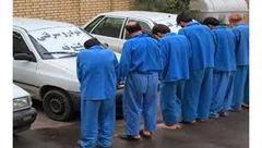 ۱۲ پراید سرقتی در اصفهان کشف شد