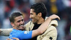شوخی بازیکنان با بدنساز آلمانی استقلال