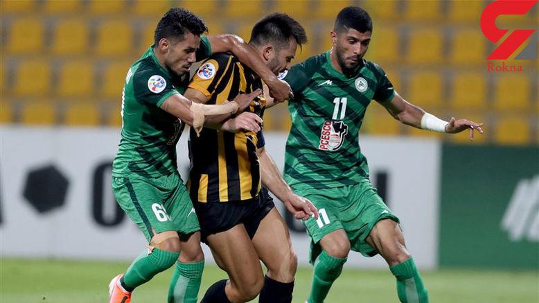 یک هشتم نهایی لیگ قهرمانان آسیا / فاکس اسپورت: خط دفاع بد ذوب آهن جریمه شد
