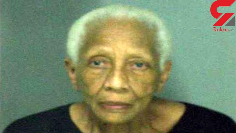 دستگیری بدنام ترین دزد جواهرات / این زن 86 ساله مانند کلاغ عاشق دزدید جواهرات است +عکس