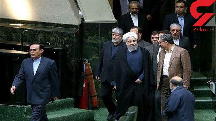 """از توصیه سیاسی """"روحانی"""" به نمایندگان تا """"زینت النسخه"""""""