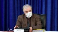 آخرین هشدار های وزیر دولت روحانی در مورد کرونای آبی و قرمز