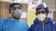 این پرستار از مرگ کرونایی به زندگی بازگشت / فرخی از 38 روز کشنده گفت + فیلم و عکس