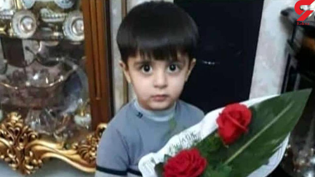 فیلم لحظه بازگشت پرهام کوچولو به آغوش پدر / جزئیات کودک ربایی در اردبیل