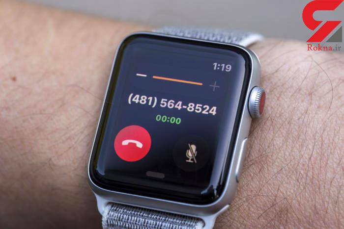 اپل واچ با دکمه لمسی روانه بازار خواهد شد
