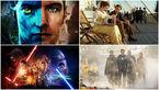 چهار فیلم پرفروش تاریخ سینمای جهان را بشناسید / فیلم هایی که در تاریخ ماندگار شدند+عکس