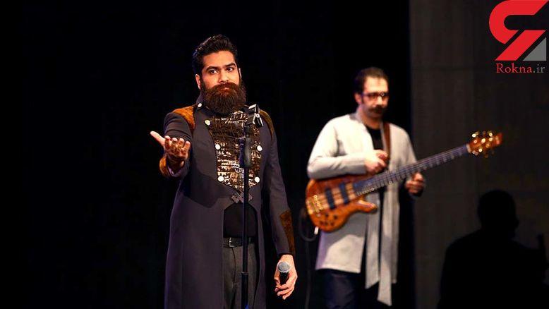 خواننده معروف از ادامه تورهایش در سراسر ایران خبر داد