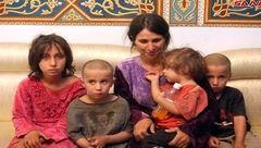 آزادی 6 گروگان زن و مرد از چنگ داعش +تصاویر