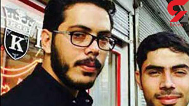 دایی اردبیلی به دار مجازات آویخته شد/ عکس