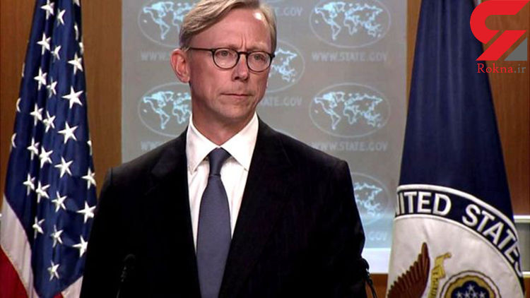 برایان هوک ادعای بی اساس درباره ایران را تکرار کرد