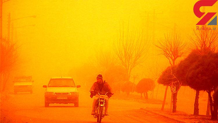 ۵۸ روز متوالی وزش باد و آلودگی هوا در زابل