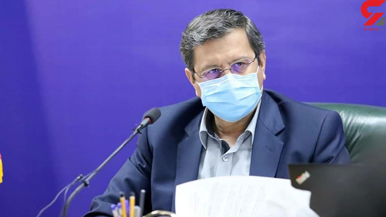 همتی : بانک مرکزی هیچگاه به دولت بدهکار نبوده و نخواهد شد