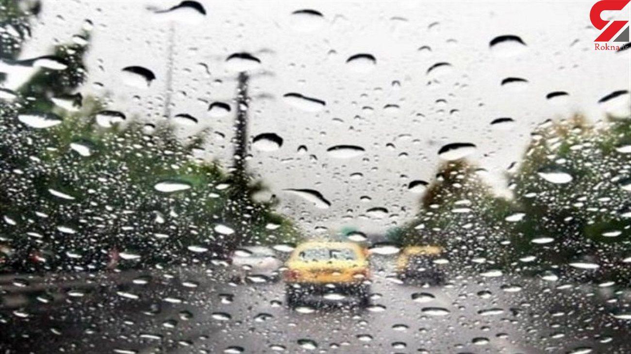 سیزده بدر برفی و بارانی در کشور + جزئیات