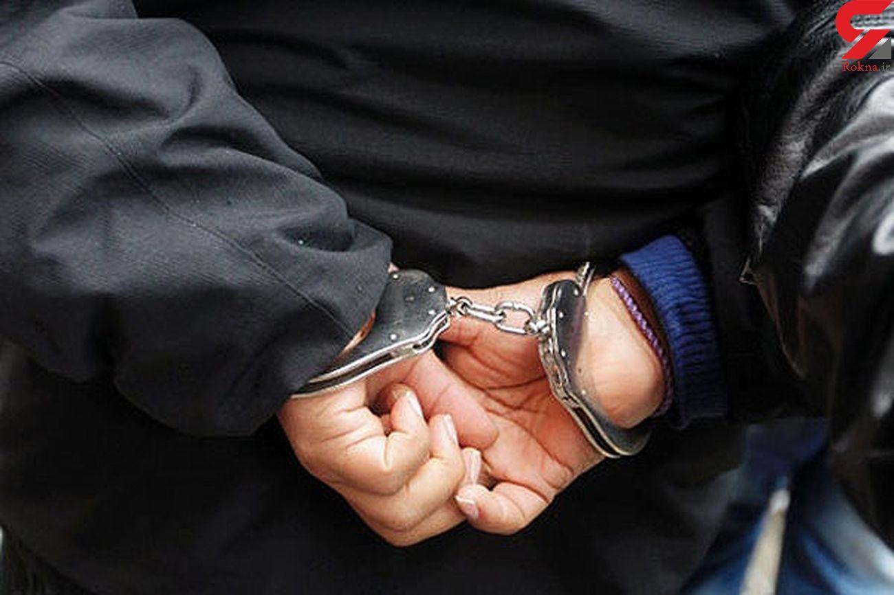 دستگیری عامل تیراندازی به خانه ای  در بندر امام