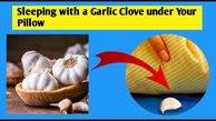 4 Benefits Of Sleeping With a Garlic Clove Under Your Pillow.