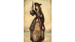 راز زندگی 5 زن معروف که دزد دریایی بودند