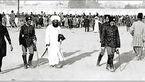 ماجرای اعدام در ملاعام قاتل ناصرالدین شاه + عکس