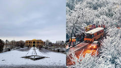 آخرین وضعیت بارشهای زمستانی در ایران