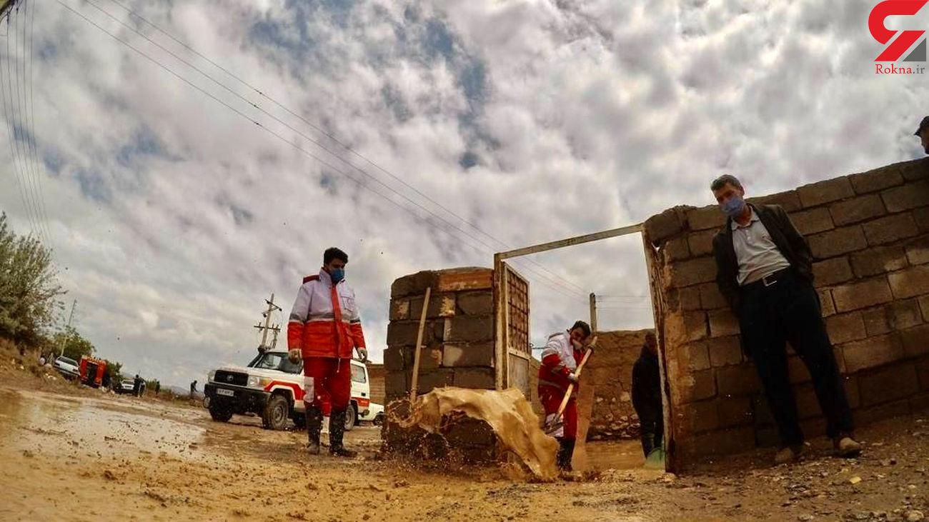 آماده باش دستگاه های امداد رسان در استان سمنان