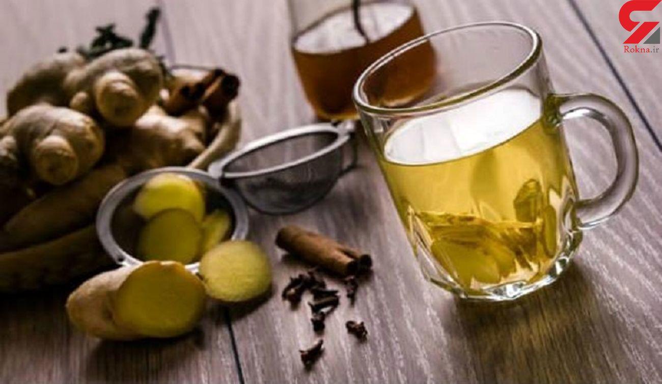 ۷ مزیت نوشیدن آب زنجبیل ناشتا
