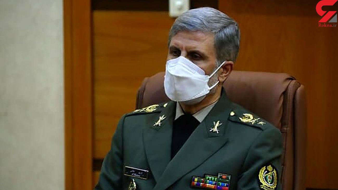 رویکرد وزارت دفاع همسو با دولت بر اساس اعتماد متقابل است