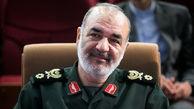 سردار سلامی: ارتش سوریه و عراق عمق استراتژیک ما هستند