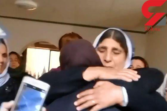 روستایی مملو از استخوان مردگان  / داستان زنی که برده داعش بود