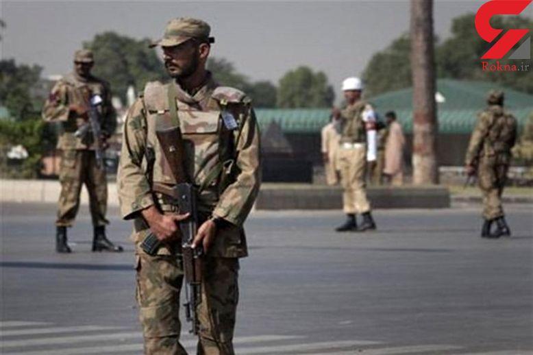 قتل عام 14 مسافر اتوبوس توسط مردان ناشناس در سیستان /  پاکستانی ها به وحشت افتادند