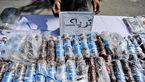 جزئیات درگیری مسلحانه 30 دقیقه ای پلیس و قاچاقچیان در خاش/ ناکامی در انتقال 656 کیلو مواد مخدر