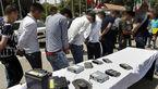 دستگیری 13 سارق و کشف 42 فقره سرقت؛ حاصل تلاش پلیس