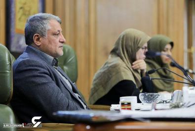 محسن هاشمی / رئیس شورای شهر تهران
