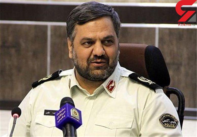 درخواست رئیس پلیس آگاهی ناجا از مردم در باره اخبار آدم ربایی