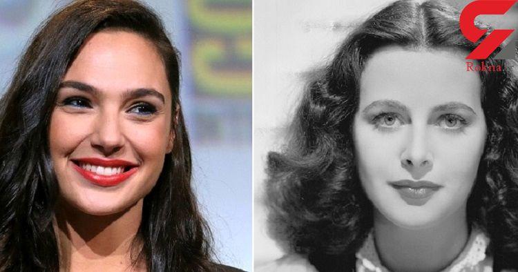بازیگر زن شگفتانگیز در نقش یک ستاره سینمای کلاسیک