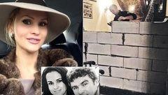 این زوج روسی بعد از طلاق خانه میلیون دلاری را نصف کردند!+عکس