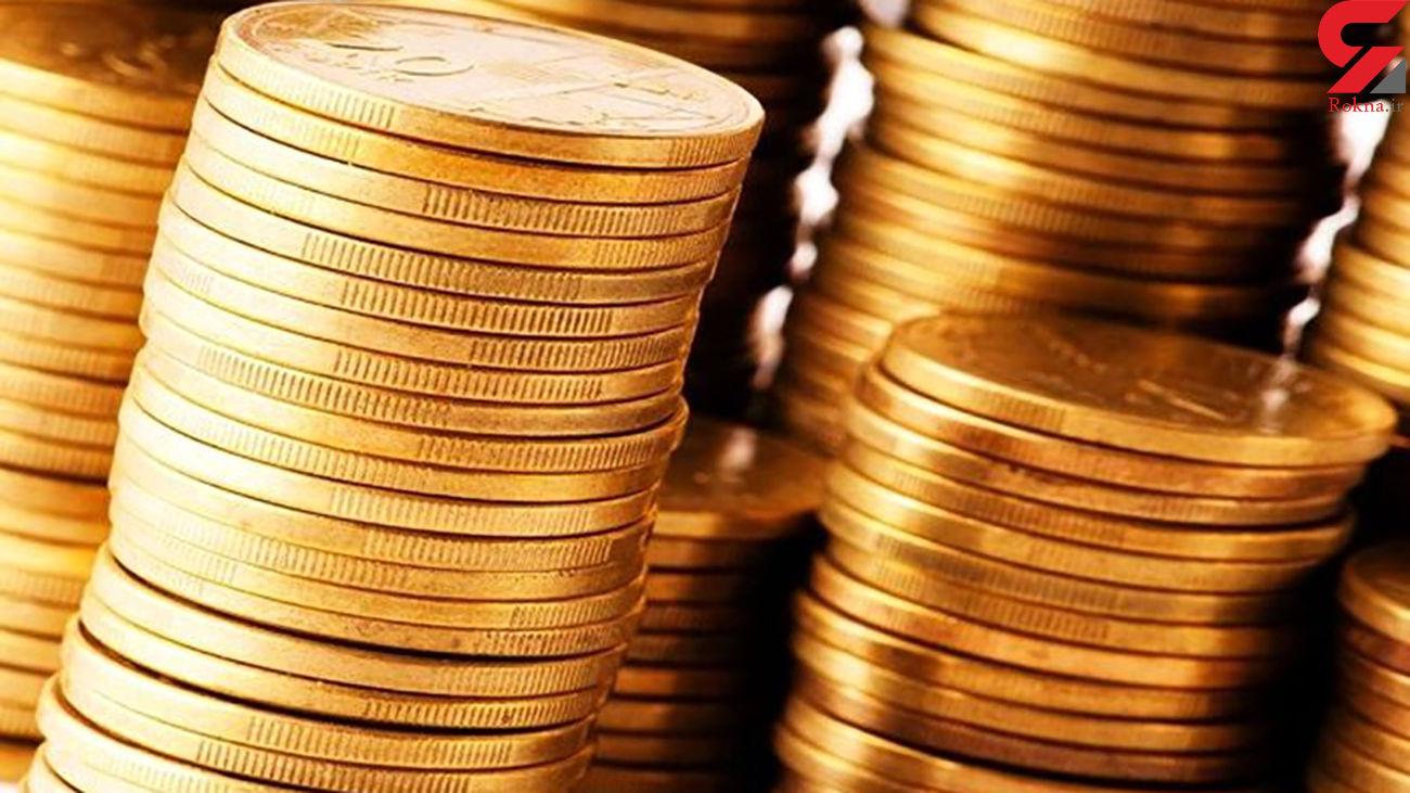 نحوه اخذ مالیات از خریداران سکه + جزئیات