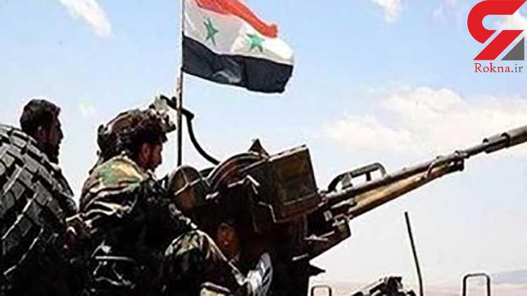 حمله به ۲ تأسیسات گازی سوریه در حمص
