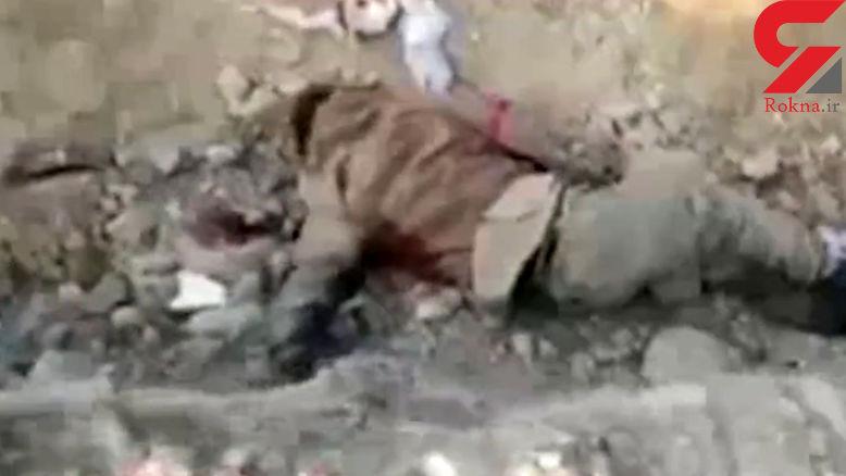 انتشار فیلم اجساد داعشی ها / آنها هنوز  وحشتناک هستند