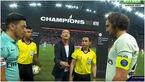 درخواست عجیب داور سنگاپوری از اوزیل قبل از بازی فوتبال!
