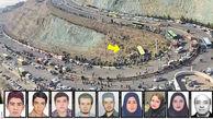 اولین عکس از دانشجویان کشته شده در تصادف اتوبوس دانشگاه آزاد علوم تحقیقات