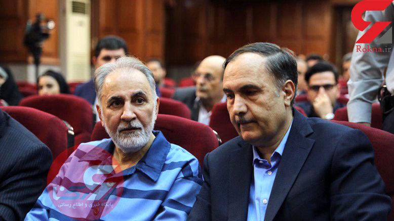 آخرین خبر / آغاز جلسه دادگاه محمد علی نجفی در دادگاه کیفری +عکس