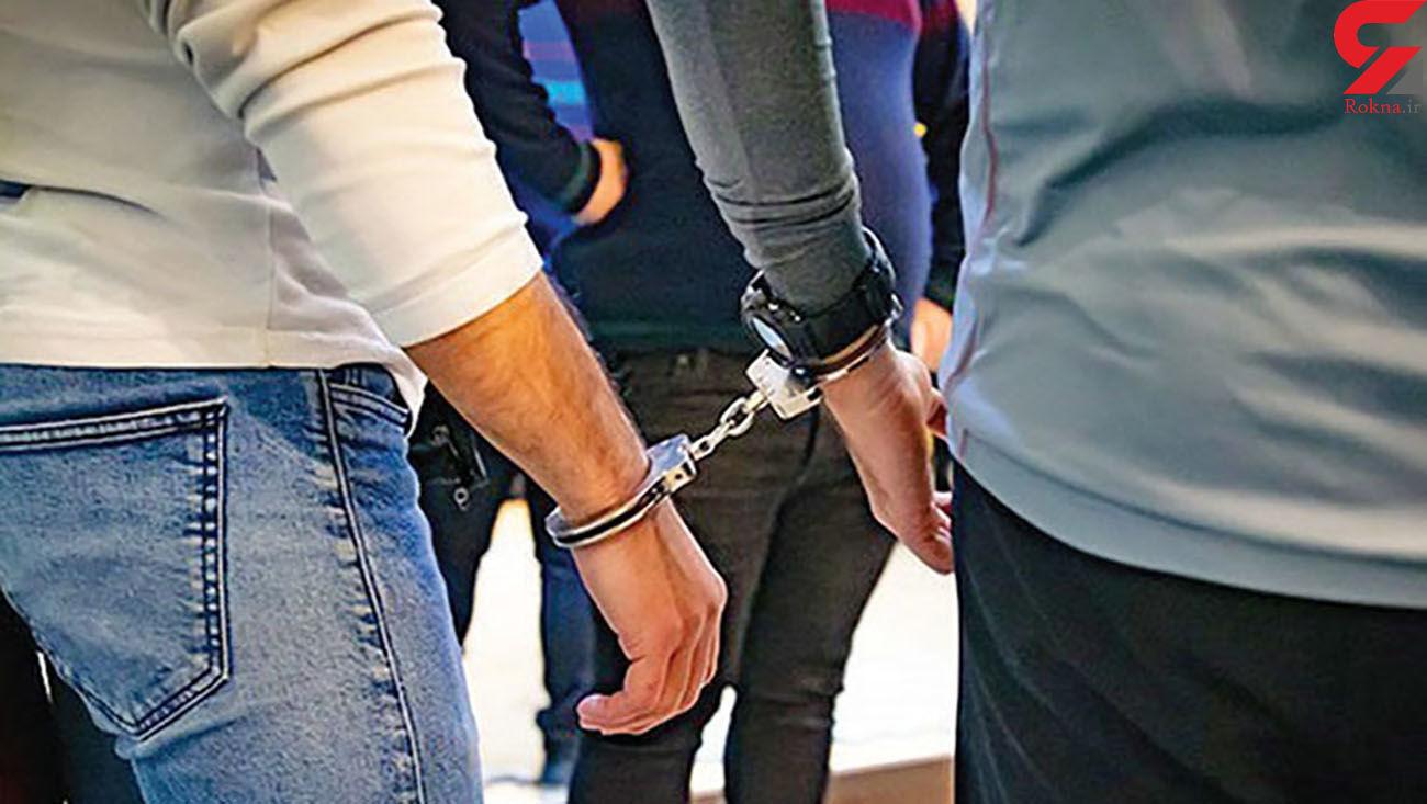 دستگیری قاچاقچی سوخت در اصفهان