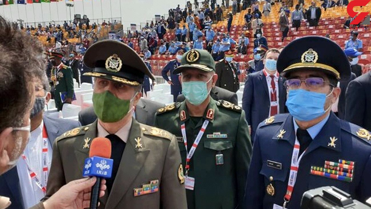 Iran working on upgrading its fighters' technology